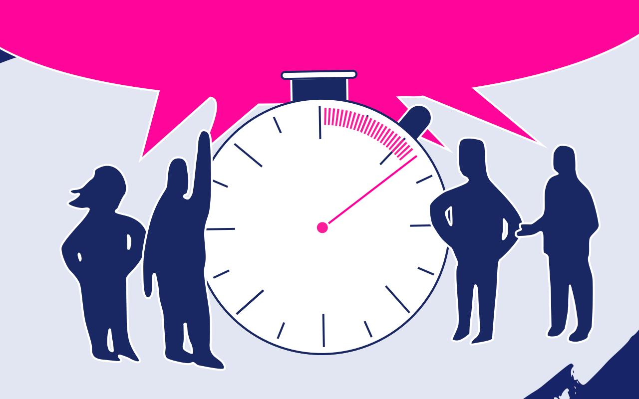 <strong>Die wichtigsten 60 Sekunden des Tages:</strong> Warum Sie einen Daily Stand-Up einführen sollten