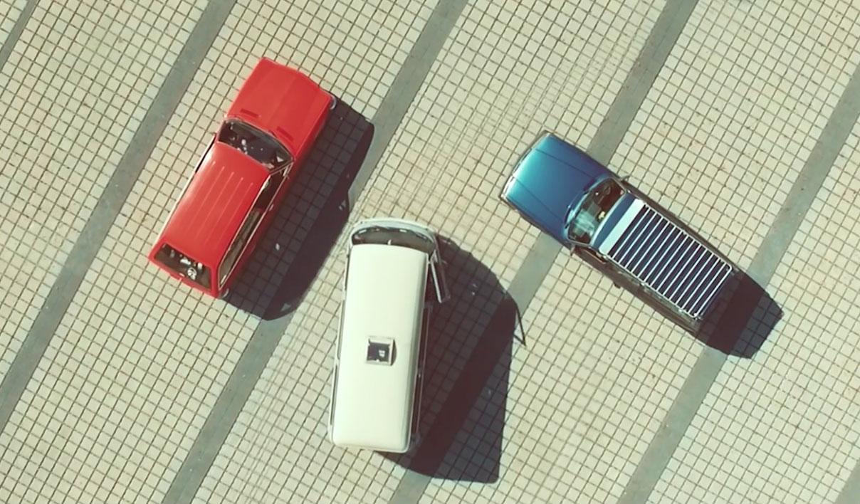 Kommunikation für den BLS Autoverlad Lötschberg
