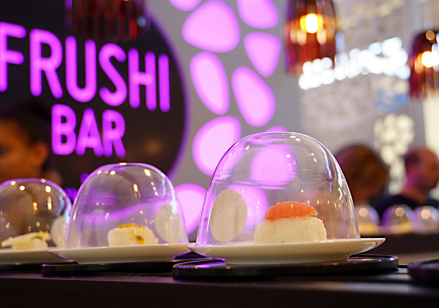 Sushi Konzept für eine Messe-Auftritt slide 5