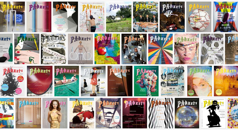 Parkett: Online-Plattform für zeitgenössische Kunst
