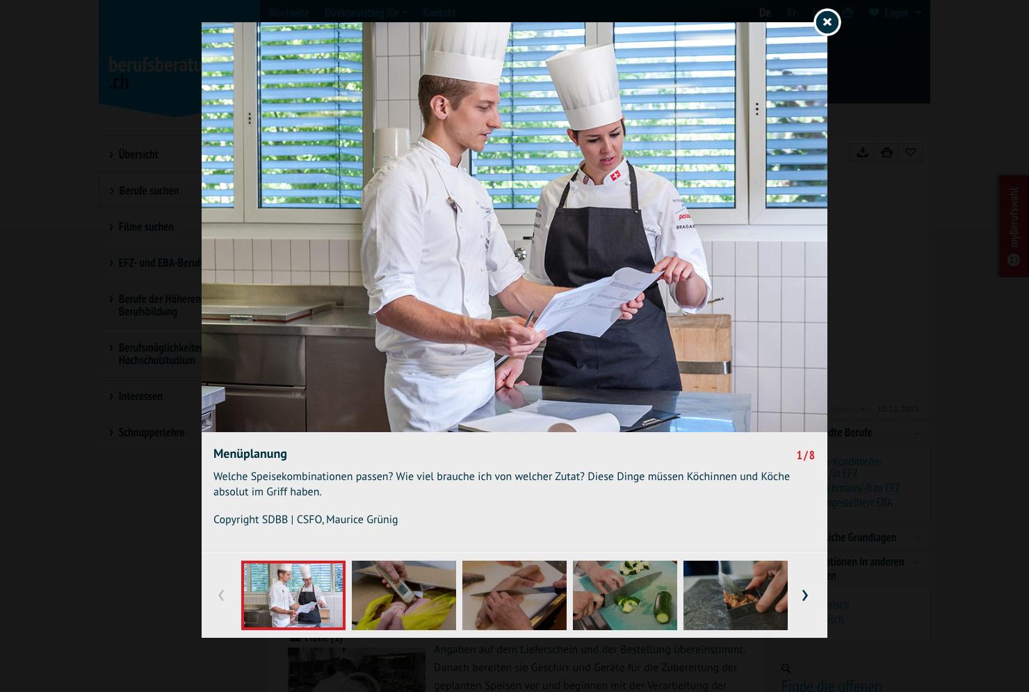 Overlay mit Bilder slide 5