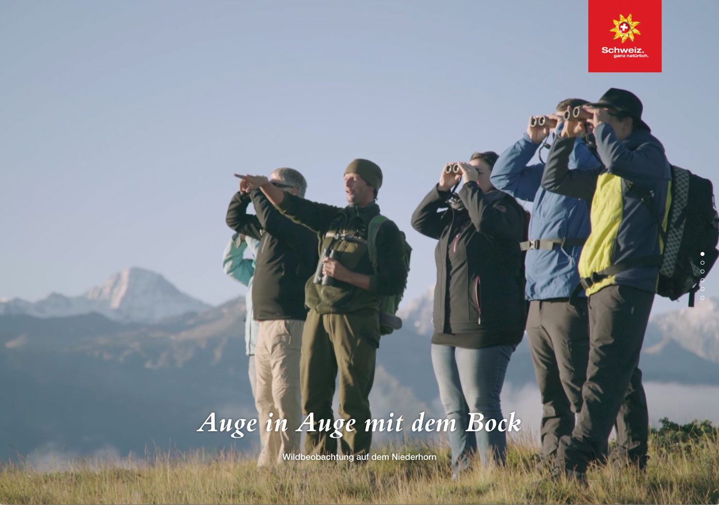 Screenshot Tourismus Website slide 9