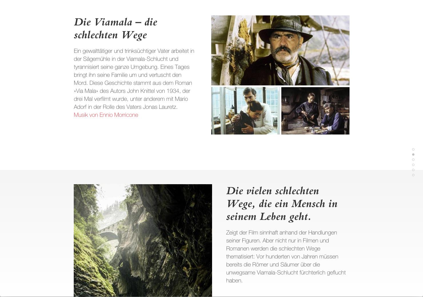 Content Marketing für Schweiz Tourismus slide 7