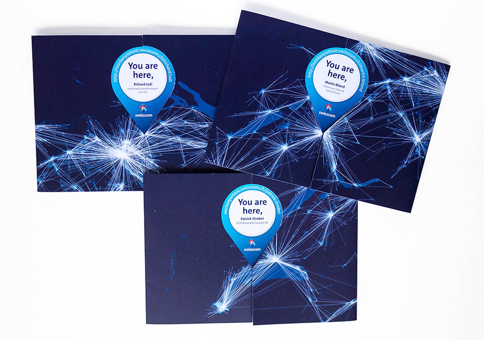 Print Kampagne Swisscom slide 3