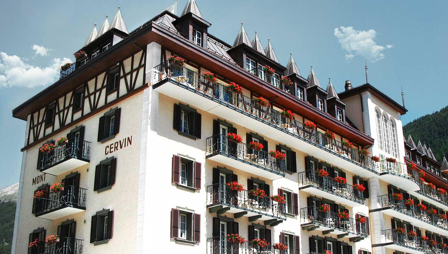 Hotel in der Schweiz