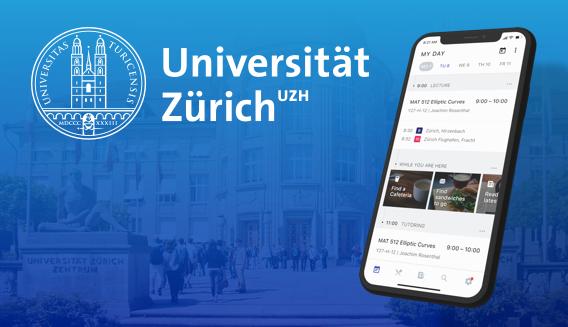 Campus-App für die Universität Zürich