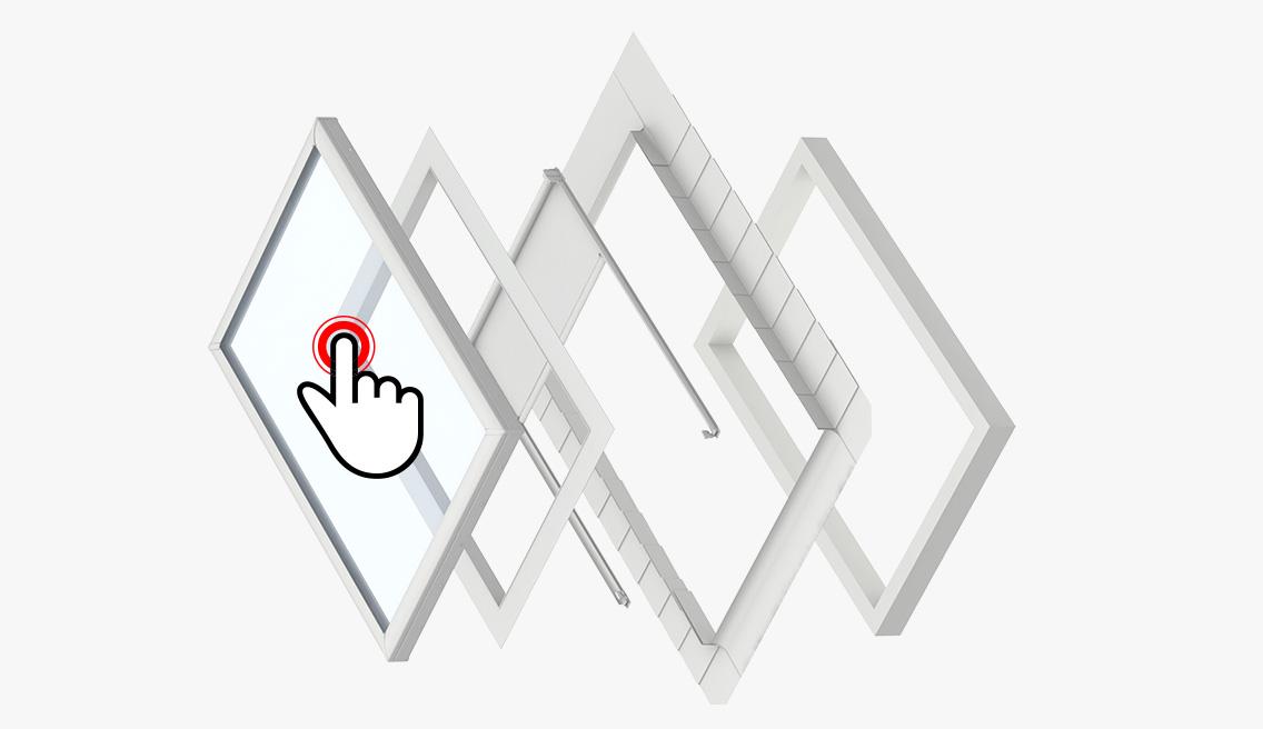 Velux Dachfenster Konfigurator für Handwerker