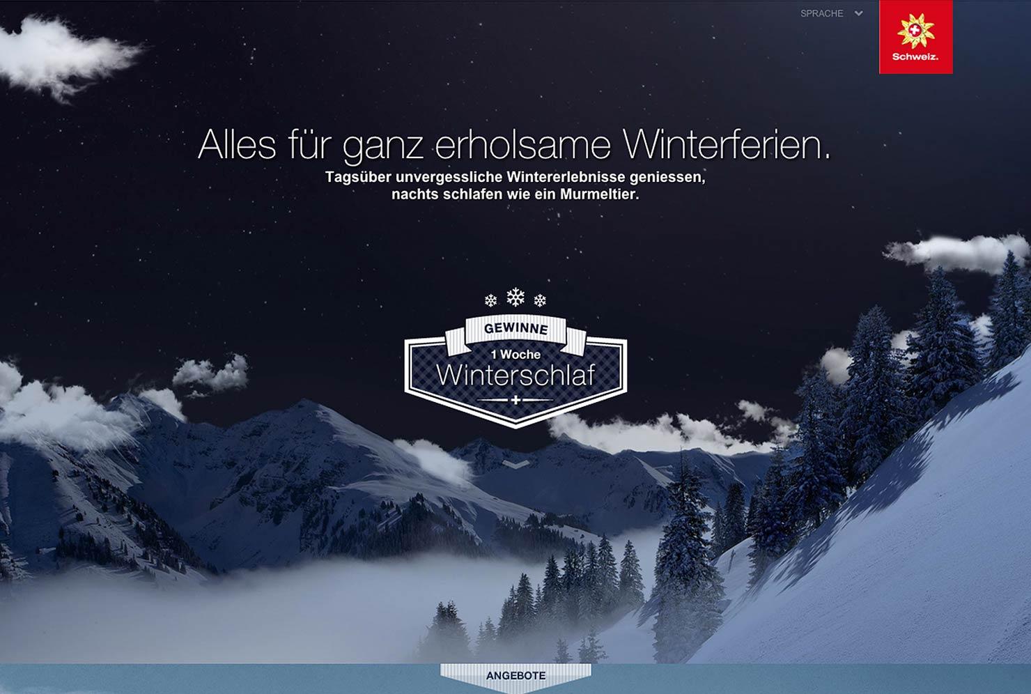 Winterschlaf Online Kampagne slide 4