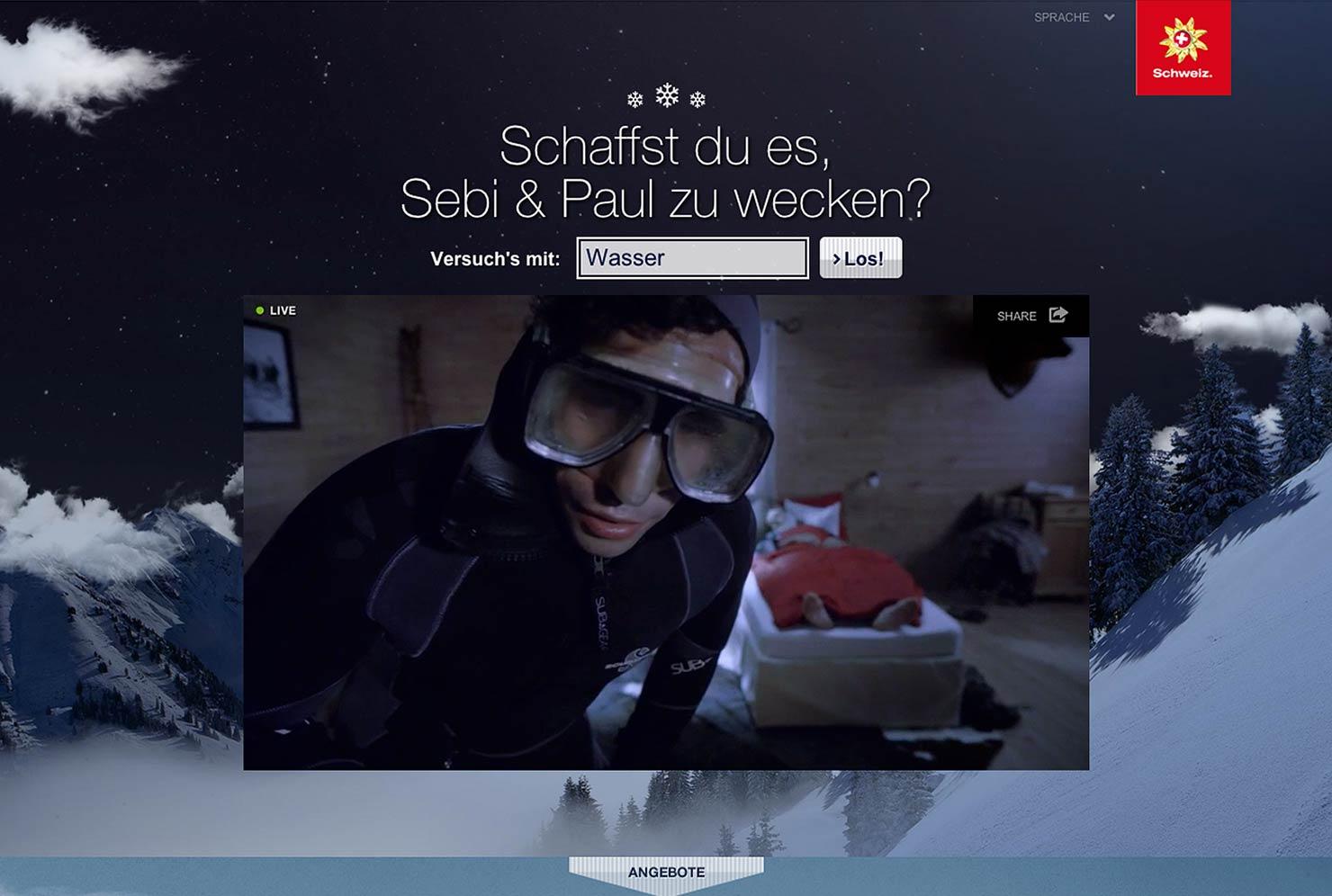 Winterschlaf Online Kampagne slide 3