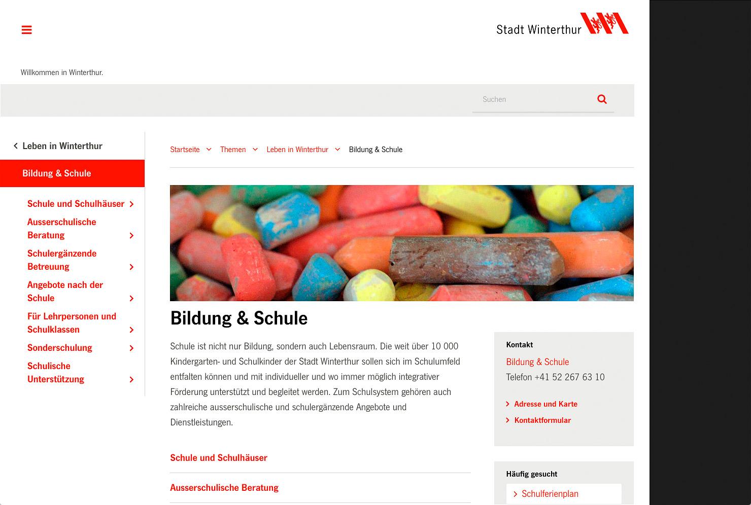 Detailseite Stadt-Portal slide 3